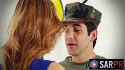 Asker arkadaşıyla kaçamak konulu sex videosu