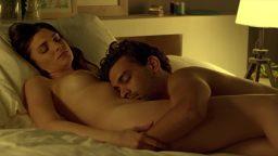 Yeni erotik filmde sıcak sahneler